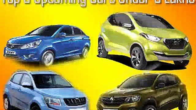 Top 5 upcoming cars below INR 5 lakhs