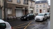 Beauvais : Le vent et la grêle sur Beauvais