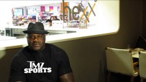Shaquille ONeal -- Im Jealous Of My 15-Year-Old Son