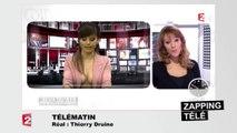 Découvrez la présentatrice très aguicheuse du JT en Albanie