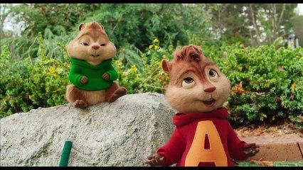 Alvin et les Chipmunks - A fond la caisse Bande-annonce  VF