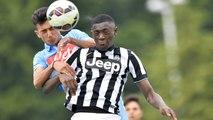Les buts du prometteur attaquant italien Moise Kean