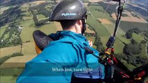 Paragliding XC Secrets- How to reach cloudbase on a paraglider