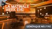iTELE HD - Générique La Matinale Week-end - Neutre (2014)