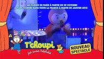 T'choupi fait danser l'alphabet - Bande-annonce du spectacle  T'choupi et DouDou