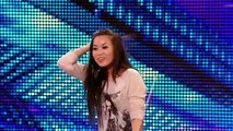 Violinist Analiza Ching - Britain's Got Talent 2012 audition - International version