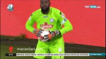 01.03.2016 - 2015-2016 Turkish Cup Quarter Final 2nd Leg Çaykur Rizespor 1-0 Medipol Başakşehir