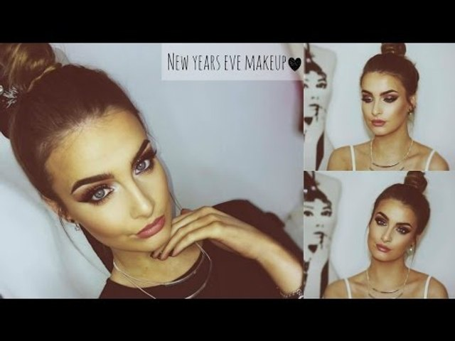 Grwm New Years Eve Makeup Tutorial 2015 Glitter Smokey Eye Video Dailymotion From beachside fiestas to celebrations at clubs, find the best spots to ring in 2021. dailymotion
