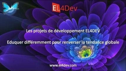 Le monde social et solidaire - EL4DEV – Eduquer différemment pour renverser la tendance