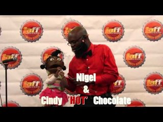 Brief Show Clips of Ventriloquist Nigel Docta Gel Dunkley