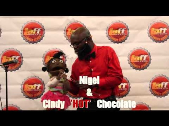 Brief Show Clips of Ventriloquist Nigel Docta Gel Dunkley