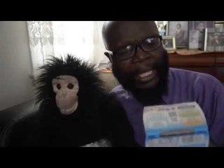 Babysitting a Monkey (Puppet)