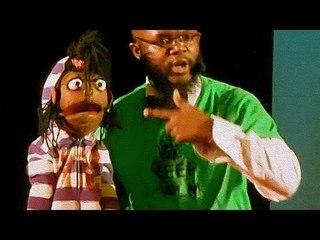 Ventriloquist Cindy Hot Chocolate visits Gangstar Ghetto( better audio)