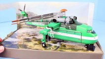 NEW Planes Fire and Rescue TOYS Disney Planes 2 Play-Doh Fire Dusty Crophopper DisneyCarToys