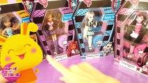 Monster High en français Francais Jouets pour enfants