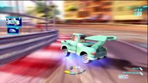 CARS 2 The Game Fast Friends as Tokyo Mater Clearance 1 WIN! Pixar Cars Racing