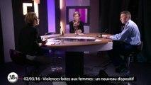 Le 18h de Télénantes : violences faites aux femmes