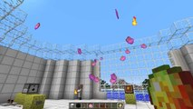 PopularMMOs Minecraft: GIANT MOBS! - Pat and Jen Custom Map