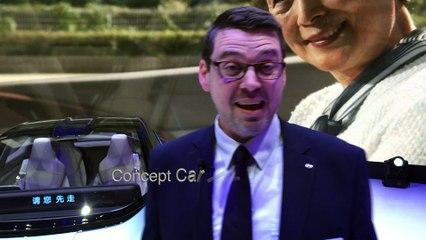 Salon de Genève 2016: Concept car IDS par Nissan