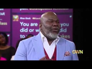 who are you ? - TD Jakes on Oprah' OWN TV