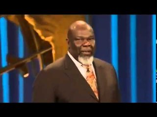 TD Jakes - Devotional Quiet time with God