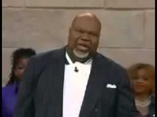 T D Jakes Sermon - Don't tell God what you heard  part 1