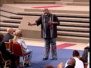 T.D Jakes - Finding Freedom The faith to Forgive pt 3