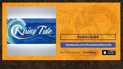 Rising Tide - Let It Out - feat. Jacob Hemphill