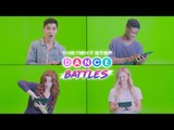 The Next Step Cast Plays the TNS Dance Battles App