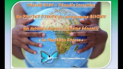 Le monde social et solidaire - EL4DEV - Le Papillon Source Inner Africa - 9 Milliards de personnes