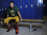 Parkdale wrestler Nate Forschner battles through narcolepsy