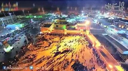 حجرہ مبارک نبوی کے اندر کی وڈیو منظر عام پر