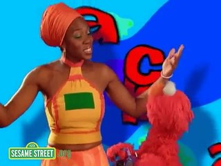 Sesame Street: The Alphabet With Elmo and India Arie