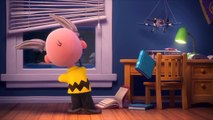 Snoopy and Charlie Brown: The Peanuts Movie | Snoopy Teaches Charlie to Dance | Official Clip 2015