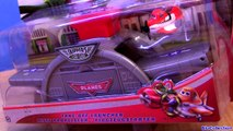 Micro Drifters Planes Take-Off Launcher Playset Launch 4 planes Micro Drifters Cars Pixar Disney