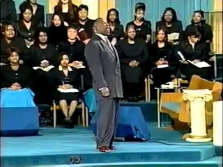 TD Jakes -Courage in Crisis