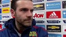 Manchester United 1-0 Watford - Juan Mata Post-Match Interview 02.03.2016