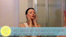 Nighttime Korean Skincare Routine - How A Skincare Expert Gets Ready For Bed - Beauty Tips