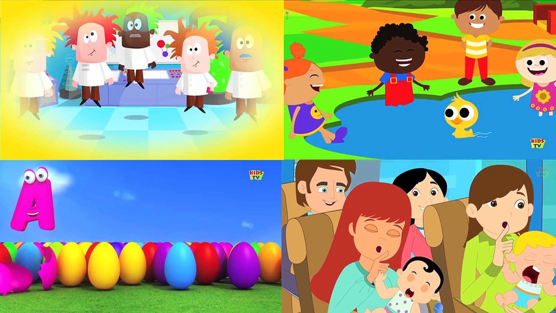 Lollipop Finger Family Nursery Rhyme | Kids songs with lyrics | Kids TV