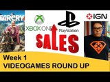 Gaming Roundup Week 1: Playstation Now, Far Cry 4, Consoles and more #LetsGrowTogether