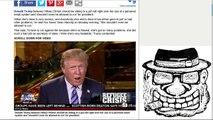Donald Trump says Hillary Clinton is beatable