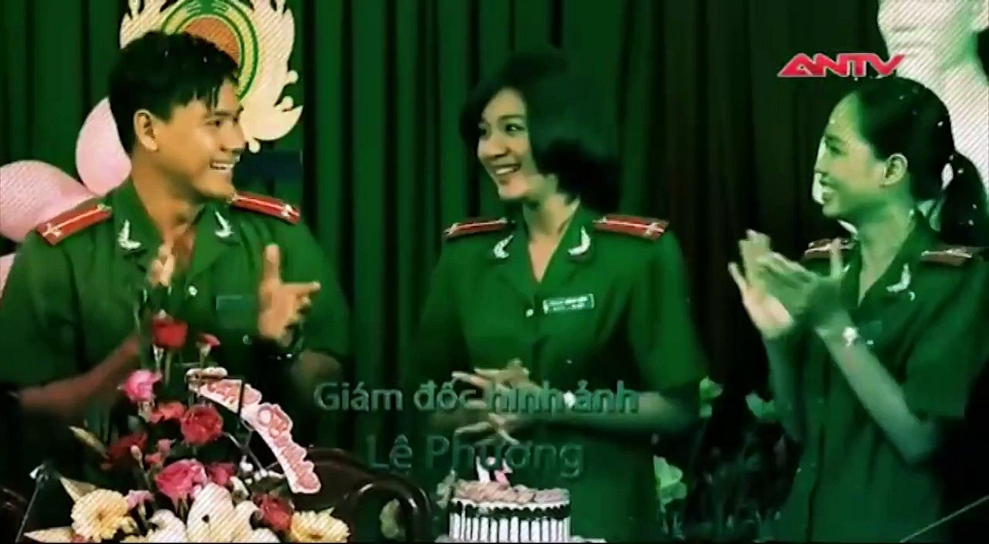 CON GÁI ÔNG TRÙM TẬP 34 - Phim Việt Nam bom tấn trên ANTV