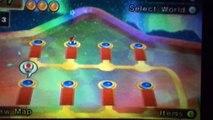 Super Mario Bros Wii Level 9-7 Speed Run