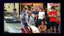 شاب عربي  نزل يغير جو في أمريكا موت الناس من الضحك! اجمل مقع على اليوتيوب