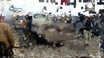 آتش بس شکننده در سوریه: انفجار بمب در جنوب کشور