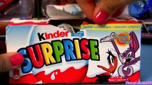 Bugs Bunny Kinder Surprise Easter Egg Unwrapping Looney Tunes Toys Pernalonga by Disneycollector
