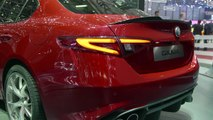 Alfa Romeo at 2016 Geneva Motor Show