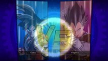 Dragon Ball Xenoverse (PS4) - Epic DBZ Fights: Goku vs Vegeta (Saiyan Saga)