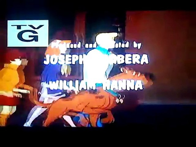 Scooby Doo, Where Are You Ending Theme 1