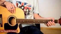 Como Tocar La Canción De Mickey Mouse En Guitarra Acústica | Tutorial Fácil Para Principiantes TCDG